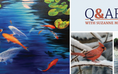 Q&Art with Suzanne Moxon